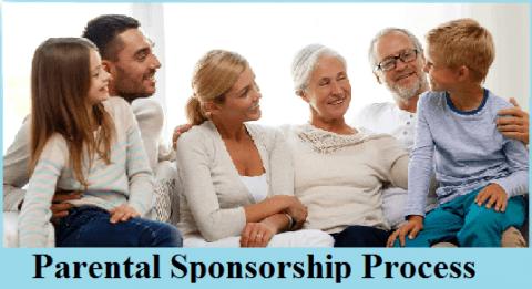 Parental Sponsorship Process