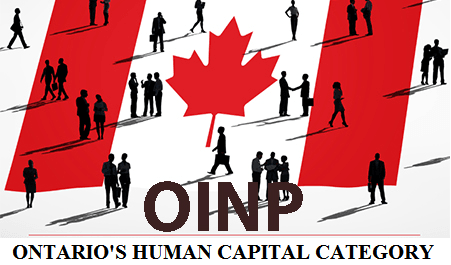 Ontario's Human Capital Category