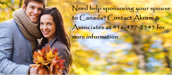 Sponsor your Spouse to Canada