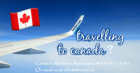 Do I need Visitor Visa to travel to Canada