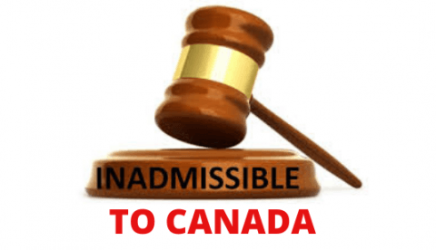 Denied Entry to Canada for Past Criminal Record