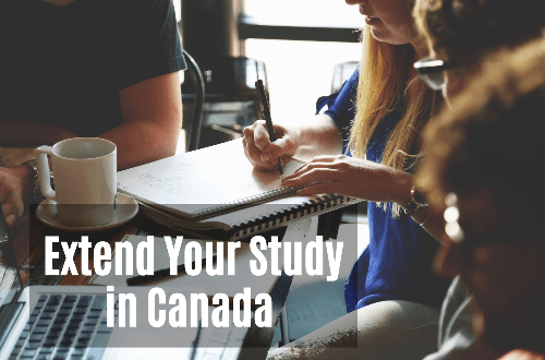 Extending your Study Permit for Canada