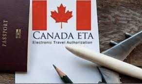 Electronic Travel Authorization (eTA)