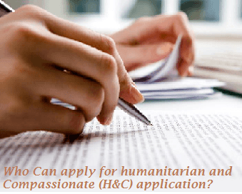 Humanitarian and Compassionate Application Assessment