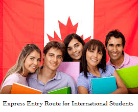 International Students applying for the Express Entry Route