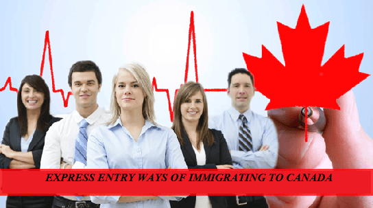 Express Entry Ways of Immigrating to Canada
