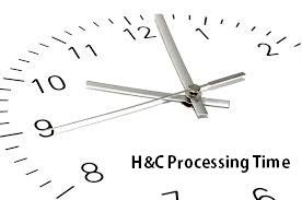 Humanitarian and Compassionate Processing Time