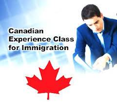Canadian Experience Class