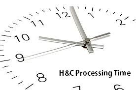 Humanitarian and Compassionate Processing Time - Canadian